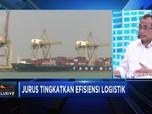 Ro-ro Dan KA Logistik Jadi Senjata Tekan Biaya Logistik