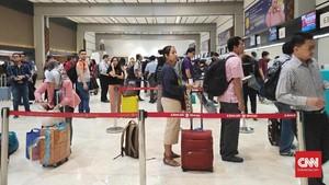 Dampak Karhutla, Lion dan Garuda Batalkan Puluhan Penerbangan