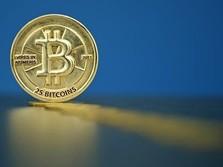 Tiba-tiba Harga Bitcoin Naik Tajam, Sentuh Rp 80,5 Juta/koin