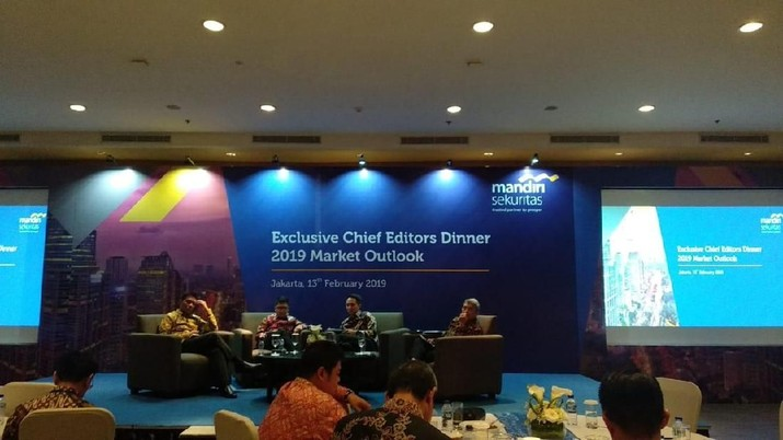 2020 Peringkat Utang Indonesia Berpotensi Naik Jadi BBB+