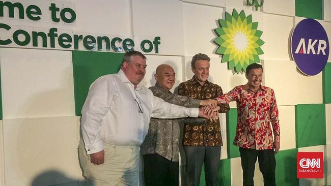 BP-AKR Corpindo Siap Kerja Sama Bangun 20 SPBU Tahun Ini