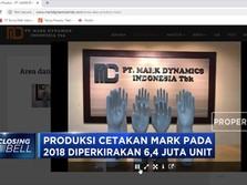 MARK Bangun Pabrik di Tanjung Morawa