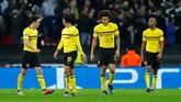 Borussia Dortmund mengalami momen buruk setelah tidak pernah meraih kemenangan dalam empat pertandingan terakhir. (REUTERS/Eddie Keogh)