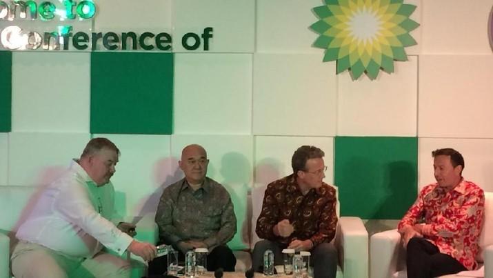 BP-AKR meresmikan 4 SPBU-nya beroperasi di Indonesia