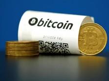 Gegera Bos The Fed, Investor Bitcoin Cuan Rp 4,4 Juta Semalam