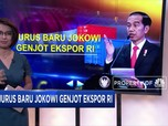 Mengintip Jurus Jokowi Genjot Ekspor RI