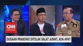 Dugaan Prabowo Ditolak Salat Jumat, Ada Apa?