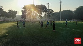 Indra: Timnas Indonesia U-22 Belum Sempurna Jelang Piala AFF