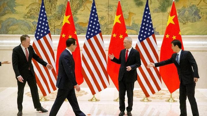 Duh, Damai Dagang Sudah Dekat Tapi China Masih Bisa Mundur