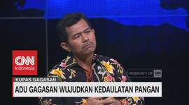 Adu Gagasan Jokowi VS Prabowo Wujudkan Kedaulatan Pangan 3/3