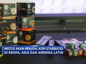 Nestle Jual Kopi Starbucks Di Eropa, Asia Dan Amerika Latin