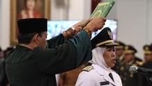 Gubernur Jawa Timur Khofifah Absen Panggilan KPK