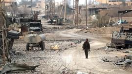 PBB: 152 Ribu Warga Mengungsi dari Suriah dalam Sepekan