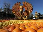Di Festival Ini, dari Unta Sampai Naga Terbuat dari Lemon
