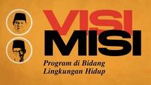 INFOGRAFIS: Visi Misi Prabowo-Sandi Bidang Lingkungan Hidup