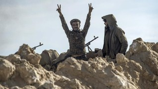 Pasang Surut Hubungan Militer AS dan Kurdi Suriah