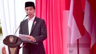 Jokowi Minta Polisi Usut Tuntas Mafia Bola