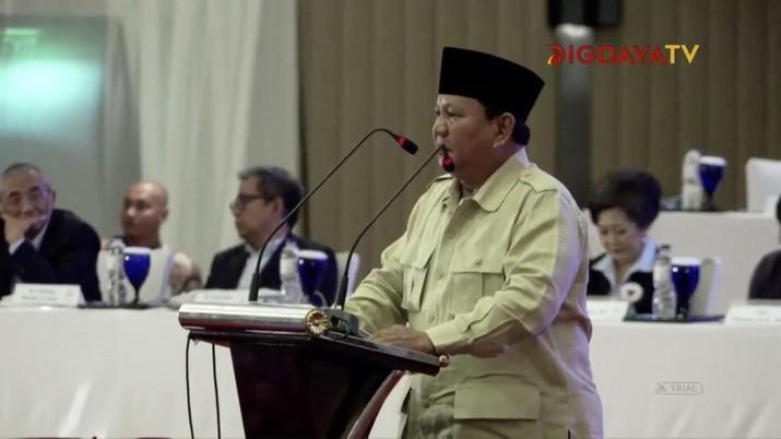 Prabowo-Sandi klaim dibantu oleh 31 pakar bidang ekonomi untuk debat capres nanti malam