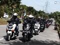 JMC 'Touring' Singkat Sambangi Kaki Gunung Salak