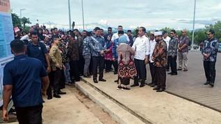 Jokowi Janji Kampung Nelayan Bengkulu jadi Destinasi Wisata
