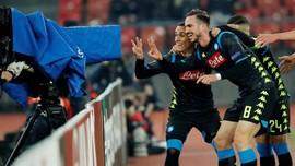 Hasil Lengkap Pertandingan Leg I 32 Besar Liga Europa