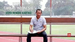 VIDEO: Best XI Timnas Indonesia Versi Hendro Kartiko