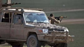 Diserang Turki, Milisi Kurdi Minta Bantuan Suriah