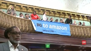 VIDEO: Amazon Batalkan Rencana Bangun Markas di New York