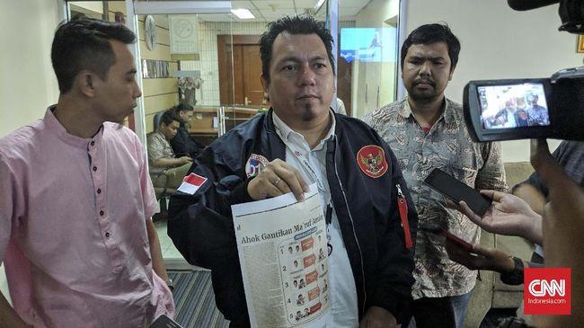 BPN Serukan Tolak ke MK, TKN Yakin Prabowo Junjung Konstitusi