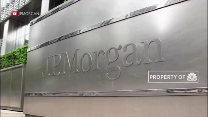 Cryptocurrency Pertama J.P. Morgan (CNBC Indonesia Tv)
