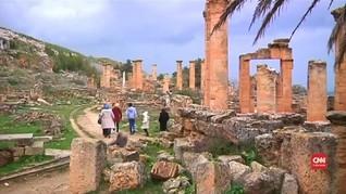 VIDEO: Libya Terancam Kehilangan Destinasi Wisata