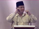 Mantan Bos BI hingga Menteri Jokowi, Ini Tim Ekonomi Prabowo
