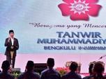 Cerita Jokowi di Bengkulu: Dari PKI Sampai Kuasai Freeport