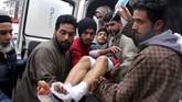 Beberapa kelompok hak asasi manusia dan organisasi non-pemerintah melaporkan jumlah korban jiwa dua kali lipat lebih banyak dari angka tersebut. (AFP Photo/Habib Naqash)