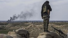 Seorang ISIS Asal Prancis Disebut Tewas dalam Serangan