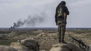 200 Keluarga Terjebak di Kawasan ISIS di Suriah