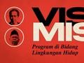 INFOGRAFIS: Visi Misi Jokowi-Ma'ruf Bidang Lingkungan Hidup