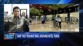 Harga Tiket Pesawat Naik, Hotel Menjerit