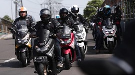Merawat Motor Setelah 'Touring' Jarak Jauh
