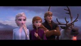VIDEO: Disney Rilis Cuplikan Perdana 'Frozen 2'