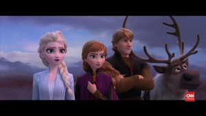 VIDEO: Disney Rilis Cuplikan Perdana 'Frozen 2'