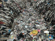 Parah! Puluhan Kontainer Sampah Impor Sempat Masuk RI