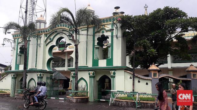 Masjid Kauman Semarang, Saksi Bisu Sejarah Politik Indonesia