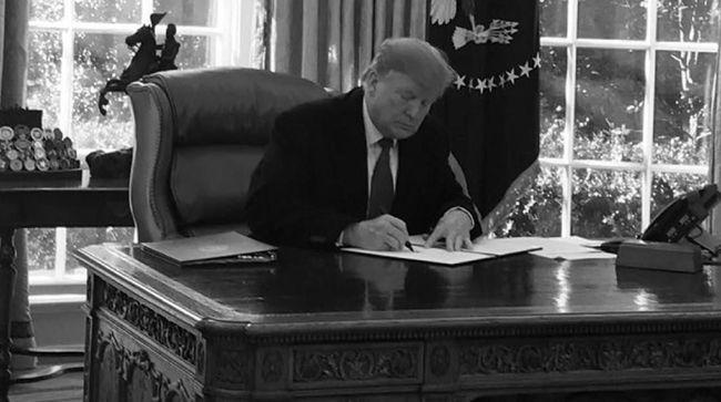 IHSG Donald Trump dan Jempol Keramatnya Mengguncang Dunia