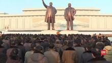 VIDEO: Rakyat Korut Beri Penghormatan untuk Kim Jong-il