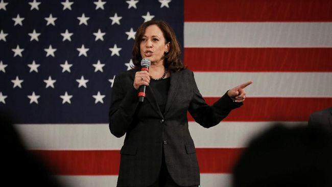 Kamala Harris, Gacoan Demokrat untuk Libas Trump