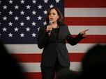 Simak! Pidato Kamala Harris, Wapres Wanita Pertama AS