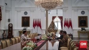 Bertemu Jokowi, Bos Bukalapak Achmad Zaky Minta Maaf