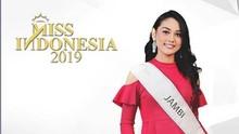 Miss Jambi Menangkan Kontes Miss Indonesia 2019