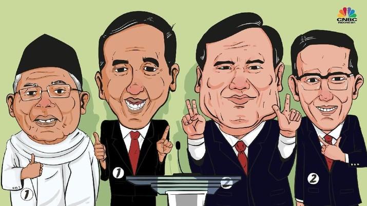 Inilah Kemandirian Bangsa Indonesia Versi Prabowo